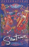 Caseta Santana – Supernatural , originala, holograma