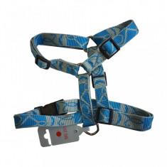 Ham pentru caini Symbol 3 albastru&gri - 64202 (marime: 1)