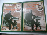 VIATA SI OPERA LUI MENELAS GHERMANI (2 volume) - Victor SLAVESCU
