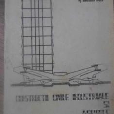 CONSTRUCTII CIVILE, INDUSTRIALE SI AGRICOLE VOL.3 - LIFICIU CONSTANTIN, LEONTE E