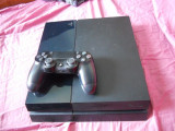Consola PS4 -Modata +jocuri instalate-GTA 5-FIFA20-MINECRAFT-ETC