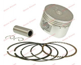 Piston scuter 4T 125cc GY6 52.4mm