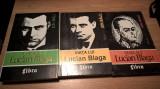 Ion Balu - Viata lui Lucian Blaga - Vol. I, II, III (Ed. Libra 1995, 1996, 1997)