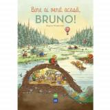 Carte Bine ai venit Acasa, Bruno, Corint
