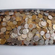 Lot      monede  Rusia 1961-2018   3.300  KG    peste 1400 monede, Europa, Cupru-Nichel