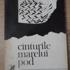 CANTURILE MARELUI POD. POEME PRINCEPS - ION TUGUI