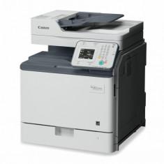 Multifunctional laser color canon irc1225 dimensiune a4 (printare copiere scanare) duplex viteza max 25ppm alb-negru