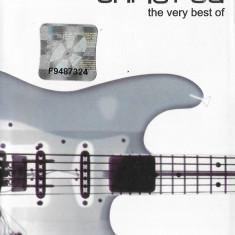 Caseta Chris Rea – The Very Best Of, originala, holograma