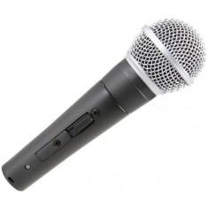 Microfon profesional SHR SM58 cardioid, dinamic, vocal