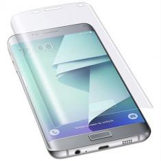 Folie De Protectie Transparenta Samsung Galaxy S7 Edge, CellularLine