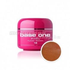 Gel UV Base One Pixel – Fudge Brown 16, 5g