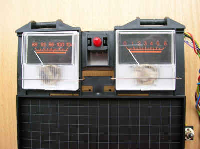 set indicatoare radio tuning foto