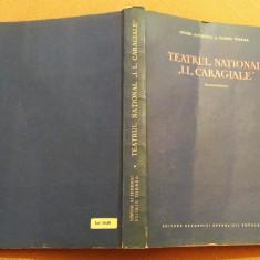 "Teatrul National  ,,I.L.  Caragiale ""(Monografie) - Simion Alterescu, Fl. Tornea, Alta editura"