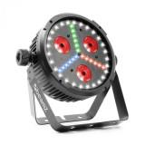 Cumpara ieftin Beamz BX30, reflector PAR LED, 3x10w, 4în1, 27x smd w, 18x smd rgb led, negru
