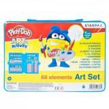 Set de pictura Starpak, Play Doh, 68 piese