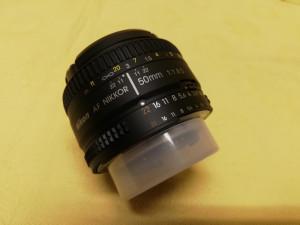 Nikon AF Nikkor 50mm f / 1.8 D NOU