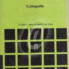 Ramuri 1905-1947 (Bibliografia Revistei RAMURI 1905-1947)