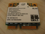Cumpara ieftin Placa wireless laptop Dell Latitude E5520, Intel Advanced-N 6205, 6205ANHMW