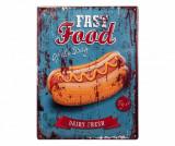 Decoratiune de perete Fast Food