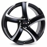 Cumpara ieftin Jante AUDI Q5 8J x 18 Inch 5X112 et35 - Alutec Shark Racing-schwarz-frontpoliert - pret / buc