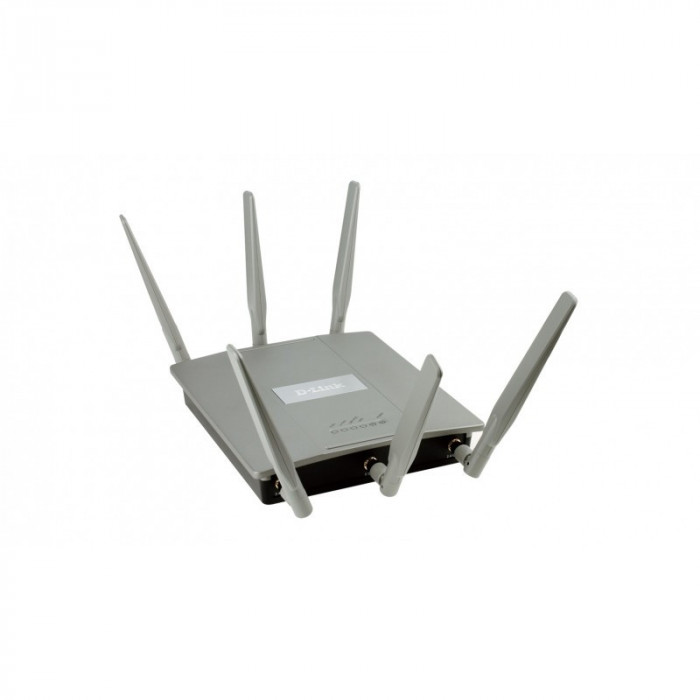 Acces Point D-Link wireless interior AC1750, Dual-Band, PoE