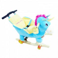 Balansoar pentru copii in forma de dinozaur