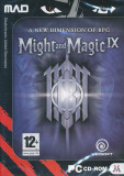 Joc PC Might and Magic IX