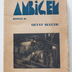Octav Șuluțiu - Ambigen (ediție princeps; gravuri de I. Anestin)