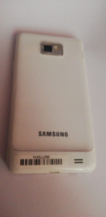 SAMSUNG GALAXY S2 MODEL I9100 alb