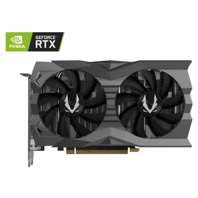 Placa video Zotac nVidia GeForce RTX 2060 GAMING 6GB GDDR6 192bit foto