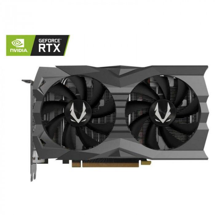Placa video Zotac nVidia GeForce RTX 2060 GAMING 6GB GDDR6 192bit