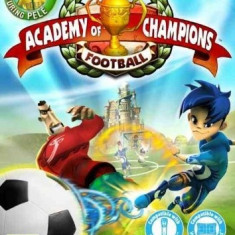 Academy of Champions Football Wii