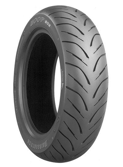 Anvelopa scuter Bridgestone Tire scooters TL 130 60-13 53 L H02 (76172)