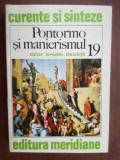 Pontormo si manierismul- Victor Ieronim Stoichita