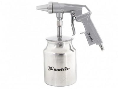 MTX Pistolul de sablare cu rezervor inferior, pneumatic MTX 573269 foto