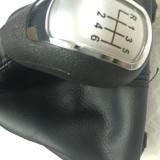 Manson schimbator si maner compatibil Skoda Superb 3T MKII (08-12) cu 6 viteze culoare negru