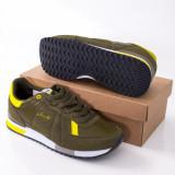 Pantofi sport barbati verzi Vafasi