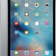 Tableta Apple iPad Pro 12, Procesor Dual-Core 2.26GHz, LED-backlit IPS LCD 12.9inch, 4GB RAM, 256GB Flash, 8 MP, 4G, Wi-Fi, iOS 9 (Gri Spatial), 12.9 inch, 256 GB, Wi-Fi + 4G