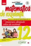 Matematica de excelenta. Clasa a XII-a. Volumul II - Analiza matematica/Gheorghe Boroica, Nicolae Musuroia