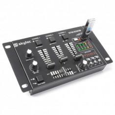 Mixer DJ 6 canale USB/MP3 STM-3020B