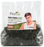 Viril Power Seeds - seminte de dovleac decojite, natur, 300g