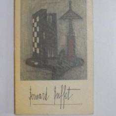 BERNARD BUFFET de JEAN GIONO