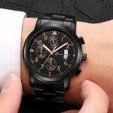 Cumpara ieftin Ceas Dama GENEVA Fashion Watch Bratara Metalica Model 2020 CALITATE