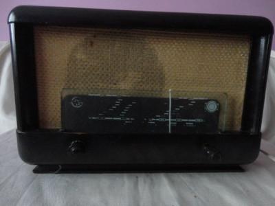 Aparat radio Pionier-S521 foto