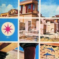 Tara legendarului Minos