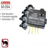 Dispozitiv anti daunatori pentru auto cu 4 difuzoare, Kemo M094