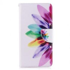 Husa Huawei Mate 10 Lite / Nova 2i Flip Cu Stand Colorata