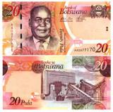 Botswana 2009 - 20 pula UNC