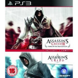 Assassin's Creed 1 And 2 Double Pack Ps3