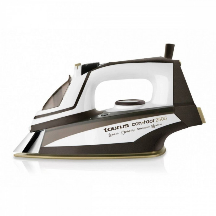 Fier de calcat Taurus Contact 2500 2500W negru / alb